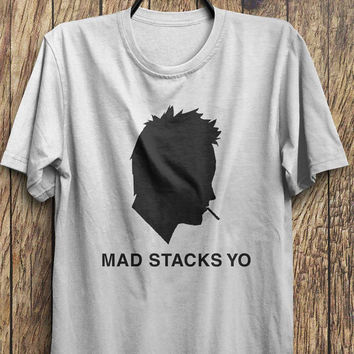 Mad Stacks Yo - Breaking Bad T Shirts - Jesse Pink, Heisenberg tee shirts, Black Friday, Boxing day, Christmas Blowout Clearance Sale