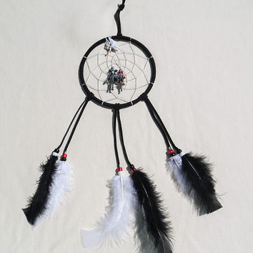 Disney Nightmare Before Christmas inspired Dreamcatcher-bedroom decoration-wall hanging