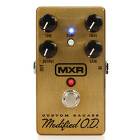 MXR M77 Custom Modified Badass Overdrive Effects Pedal from Hello Music