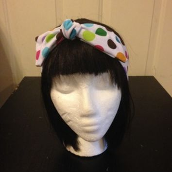 Tie Knot Headband from Nicole Ray