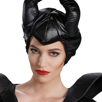 Maleficent Horns Classic Costume