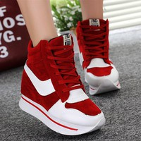 Spring autumn winter sneakers women shoes platform sneakers for women running shoes sport shoes women
