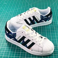 Adidas Superstar Shell Head White Shoes - Best Online Sale