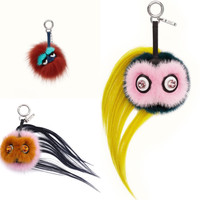 Fendi Mini Bug Charms