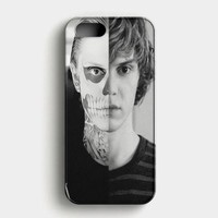American Horror Story Tate Langdon Evan Peter iPhone SE Case