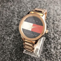 Tommy Hilfiger watch for women men gift
