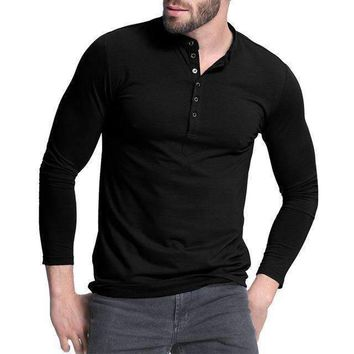 Mens Henley Shirts