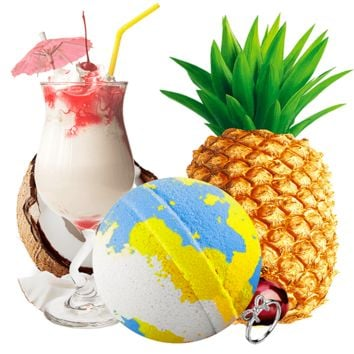 If You Like Piña Coladas! | Single Jewelry Bath Bomb®