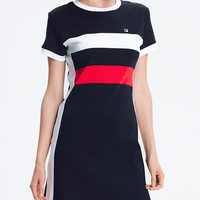 shosouvenir:FILA: Fashion casual lady dress
