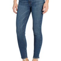 PAIGE 'Hoxton' High Rise Ankle Ultra Skinny Jeans (Neva) | Nordstrom