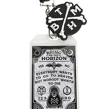 Bring Me The Horizon Ouija Lanyard