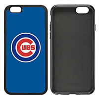 Special!! Chicago Cubs MLB Baseball Logo Cover For iPhone 7 7+ Hard Plastic Case