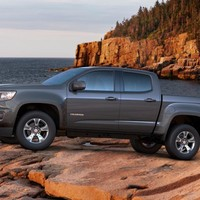 Build Your Own Small Trucks: 2015 Colorado | Chevrolet