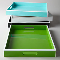 Swing Design Elle Lacquer Trays