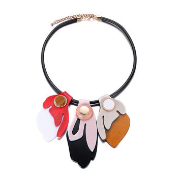 Shiny Jewelry Gift New Arrival Stylish Accessory Innovative Necklace [10825998150]