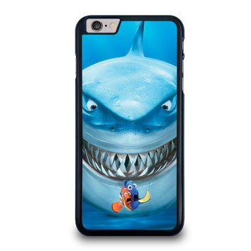 finding nemo fish disney iphone 6 6s plus case cover  number 1