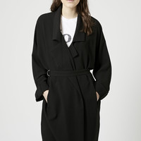 Belted D-Ring Duster - Topshop