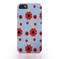 Floral iphone case, 3d print iphone case, floral iphone 5s case, flowers iphone 6 case, flower iphone case, abstract iphone case, girl case