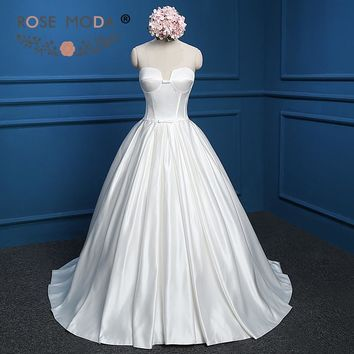 Shop Corset Wedding Gowns on Wanelo