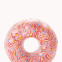 Ceramic Donut Coin Bank
