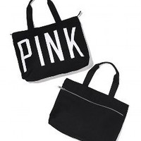 Zip Tote - PINK - Victoria's Secret
