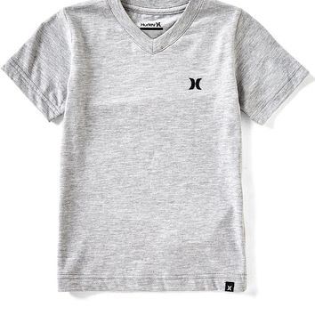 Hurley Little Boys 2T-7 Staple Short-Sleeve Tee | Dillards