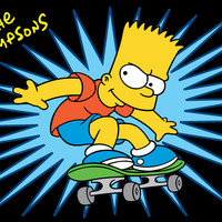 Fun Rugs Simpsons-MP Collection Sk8 Pro Area Rug