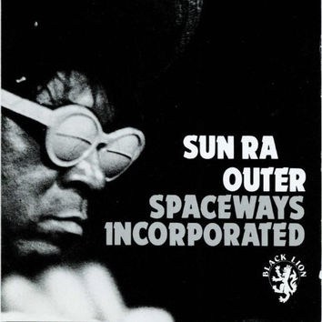 Sun Ra - Outer Spaceways Incorporated LP RE