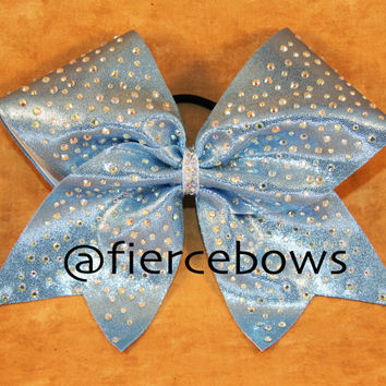 Columbia Ice Princess Rhinestone Cheer Bow