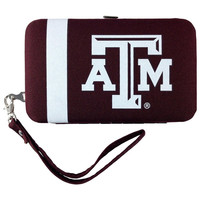 Texas A&M Aggies NCAA Shell Wristlet