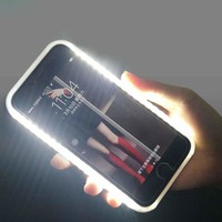 Selfie Light Up Phone Case For Apple iPhone