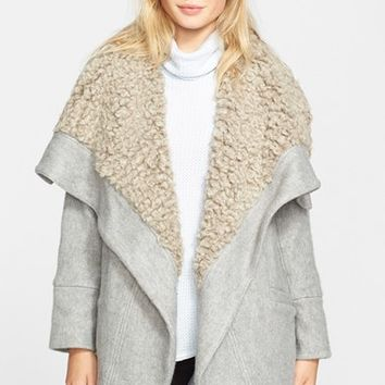 Best Faux Shearling Coat Products on Wanelo