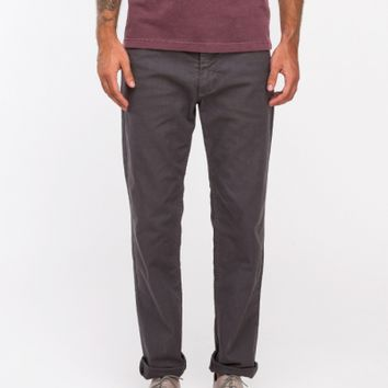 Dana Lee Smart Chino in Charcoal