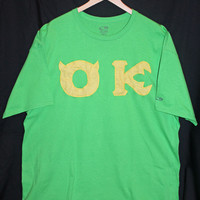 Monsters University Oozma Kappa T-shirt-Adult Sizes