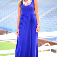 Clear Choice Maxi, Royal Blue