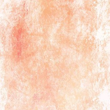 Printed Textured Abstract Overlay Peach Orange Backdrop - 6963