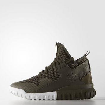 adidas Tubular X Shoes - Brown | adidas US