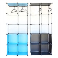 Snap Dorm Cubes - Clothes Organizer