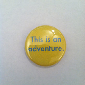 This Is An Adventure -- The Life Aquatic with Steve Zissou