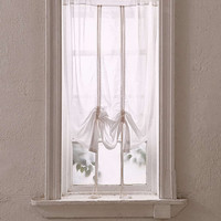 Parachute Draped Shade Curtain - Urban Outfitters