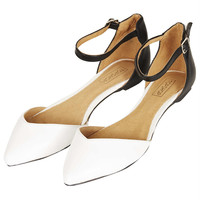 MARNIE 2 Part Point Shoes - Flats - Shoes - Topshop USA