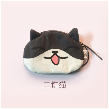 Small Tail Cat Coin Purse