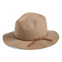 Junior Women's David & Young Wool Fedora