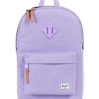 Herschel Supply Co. - Heritage Mid-Volume Backpack (Lilac)