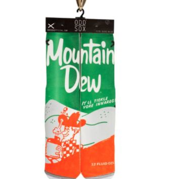 ODD SOX Mountain Dew Hillbilly