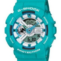 Casio Men's GA110SN-3A G-Shock Magnetic Resistance Multi-Function Digital Sport Watch