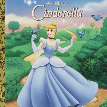 Walt Disney's Cinderella Little Golden Books