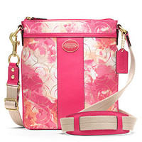 COACH FLORAL SWINGPACK - COACH - Handbags & Accessories - Macy's