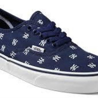 Vans Authentic(MLB)Yankees