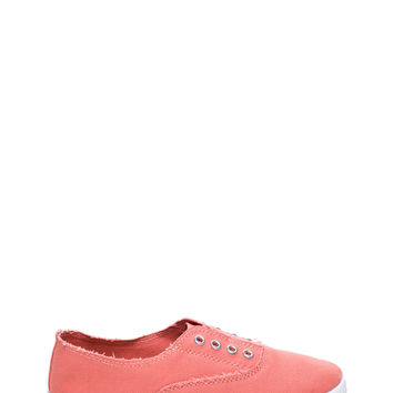 So Simple Laceless Sneakers
